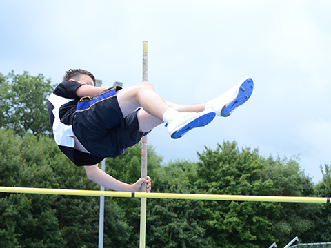 Records Fall at Sports Day