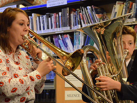 Senior Scholars' Concert