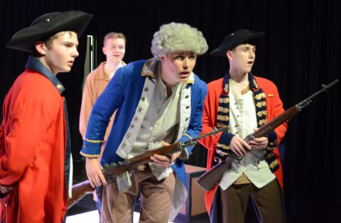 Lower Sixth Performances of 'Our Country's Good'