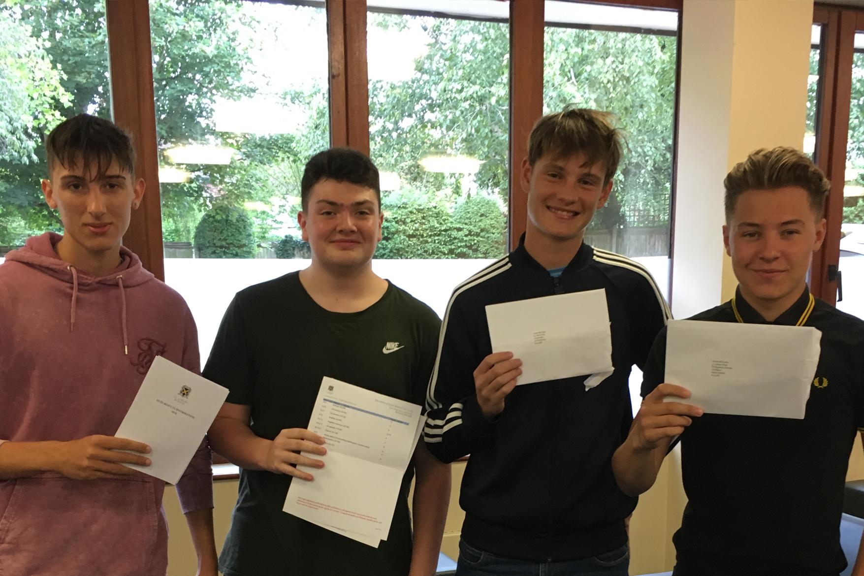 2018 GCSE Success
