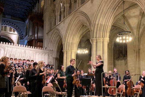 The Joint Schools' Concert