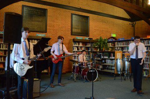 Upper Sixth Leaver's Concert